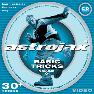 Astrojax CD 1 Basic Tricks