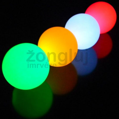 Oddballs LED Glowball 68mm