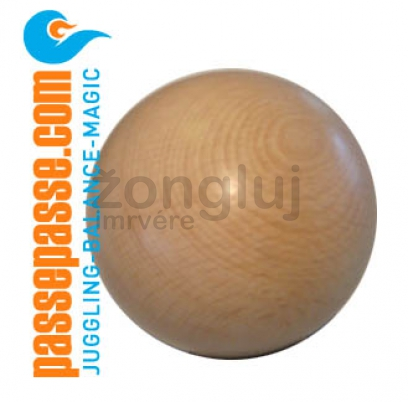 "Wooden Contact ball 100mm ""dřevěný"""