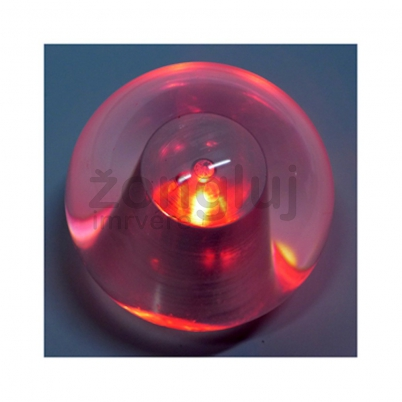 G-ACRYLIC Contact Light Up Ball 80mm
