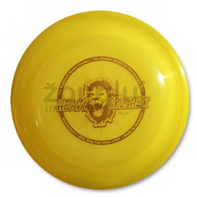 "Frisbee ""RockStar"" Heavy Crusher"