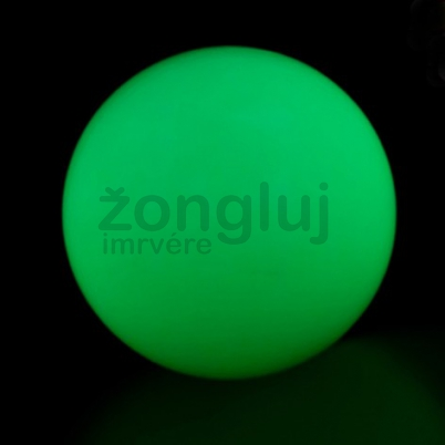 Stage ball 130mm GLOW